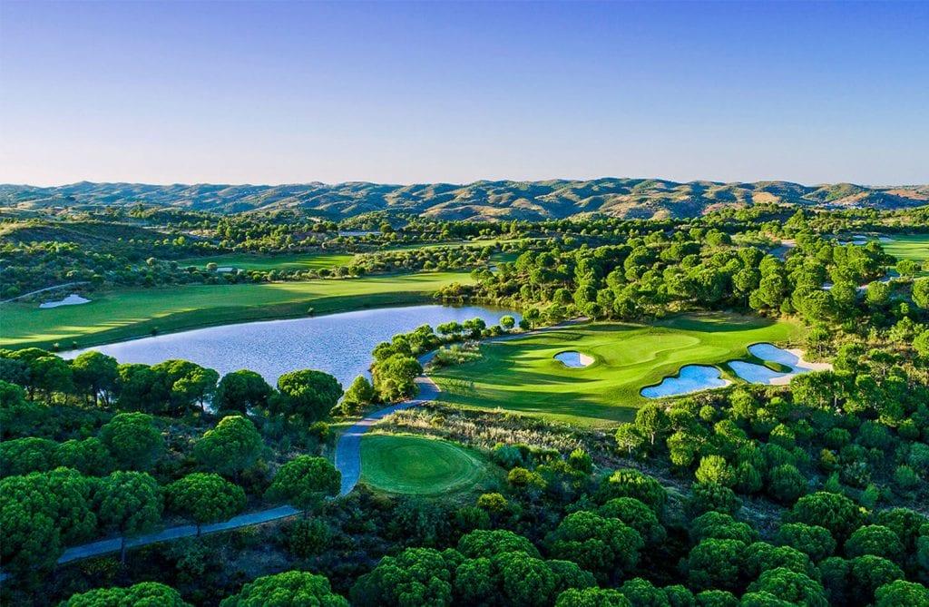 Monte Rei Golf Course Algarve