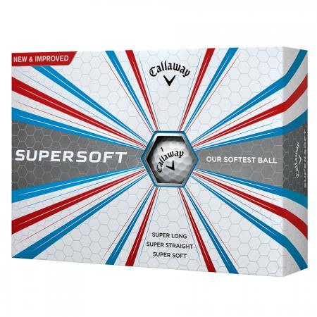 Callaway Supersoft 2 Golf Balls