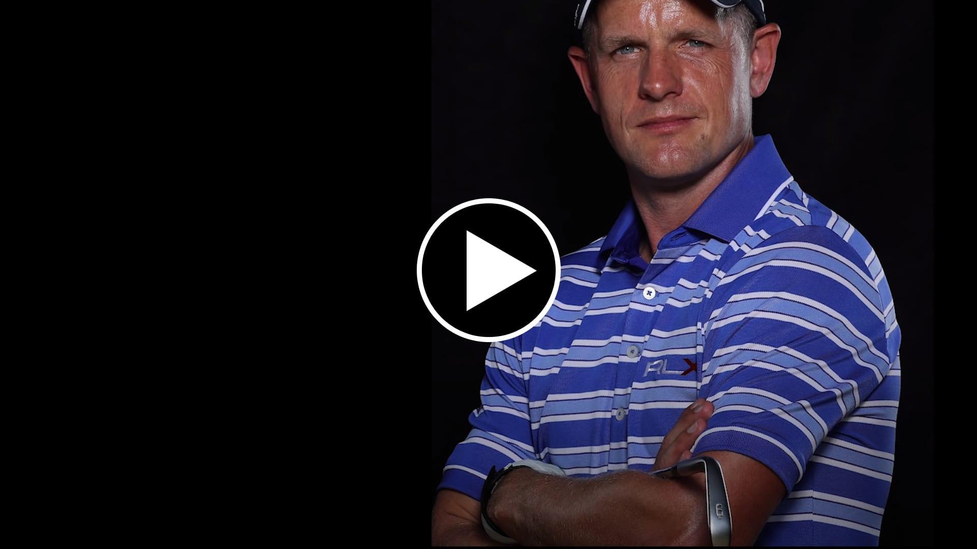 Luke Donald Golf Tip Videos