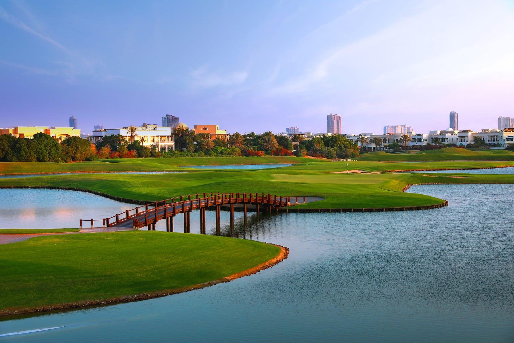 Best Golf Courses in Dubai