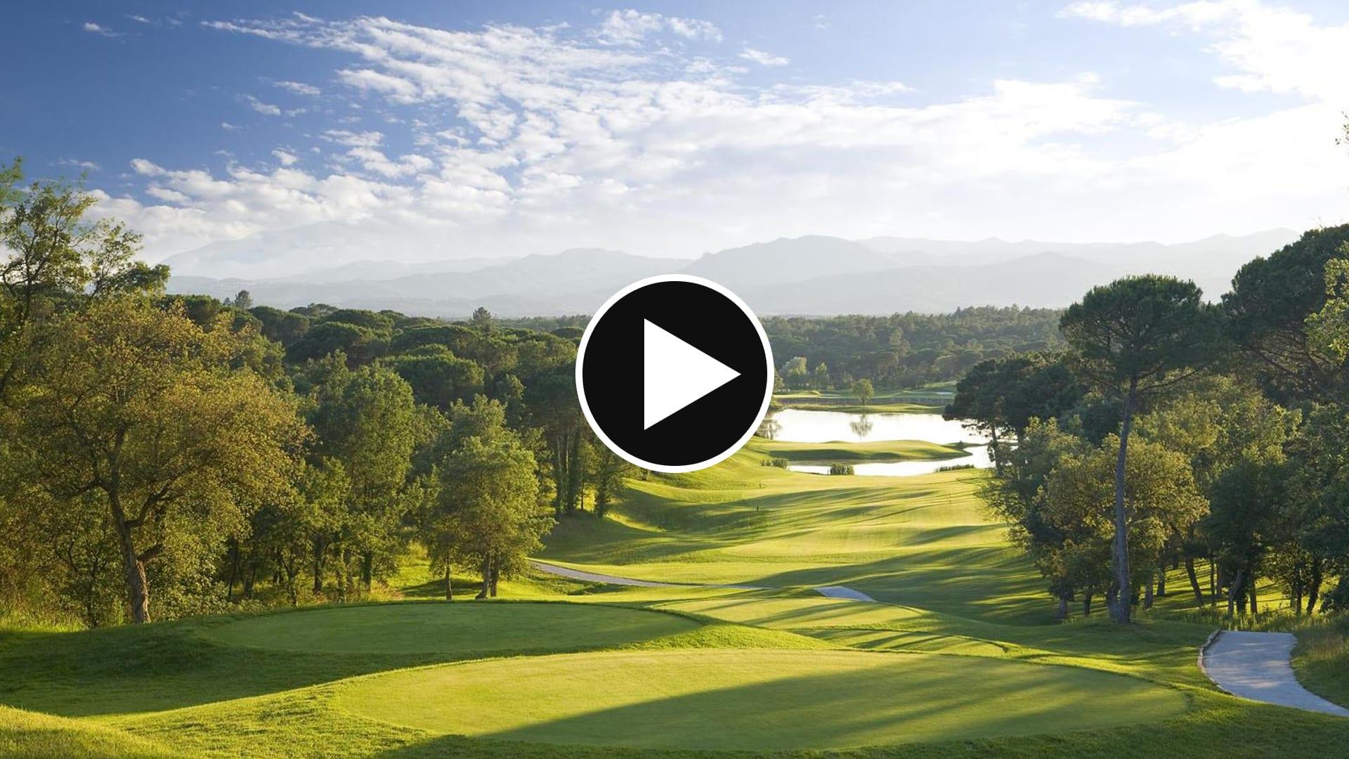 PGA Catalunya Video