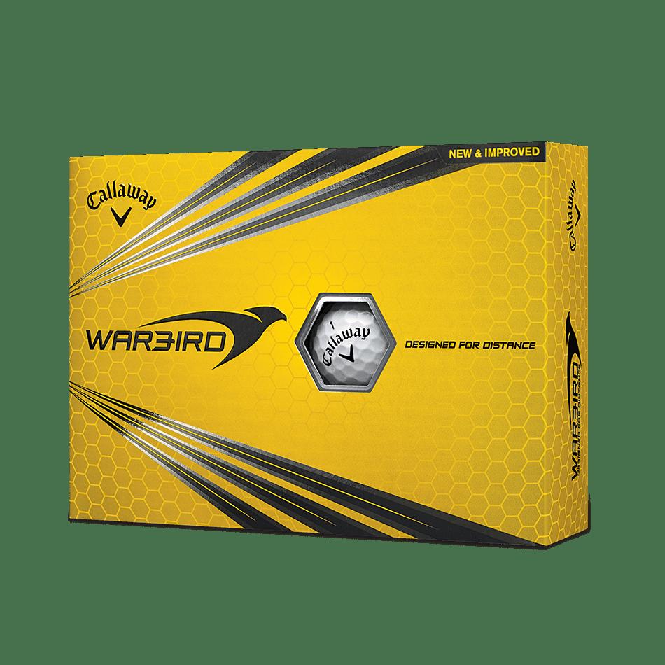 Callaway Golf Ball Warbird