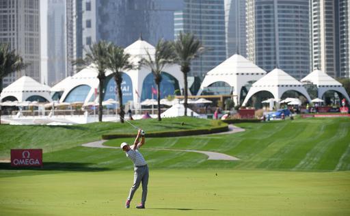 Garcia Omega Dubai Desert Classic