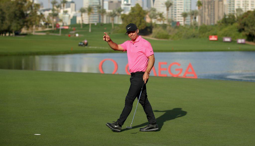 Paul Casey Dubai Classic