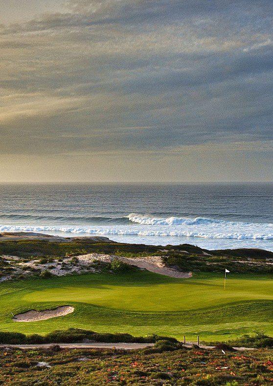 West Cliffs Golf Course 3 Portrait