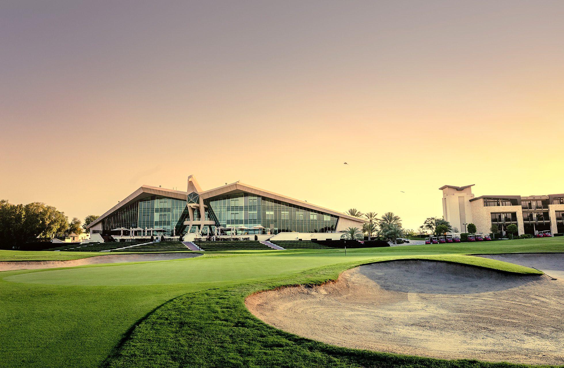 Abu Dhabi Golf Course 04