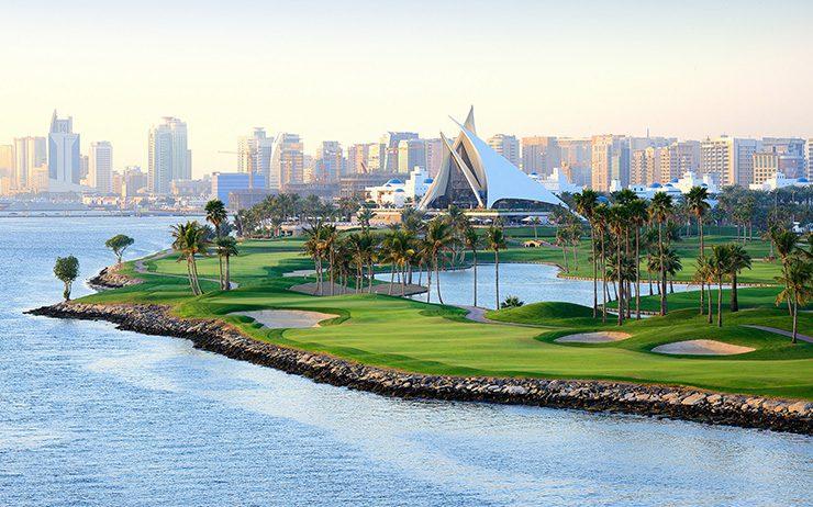 Dubai Creek Golf Course 02