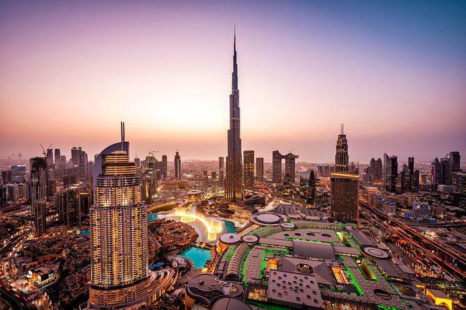 Dubai Lanscape