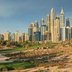 Emirates Golf Club Majlis Course 02