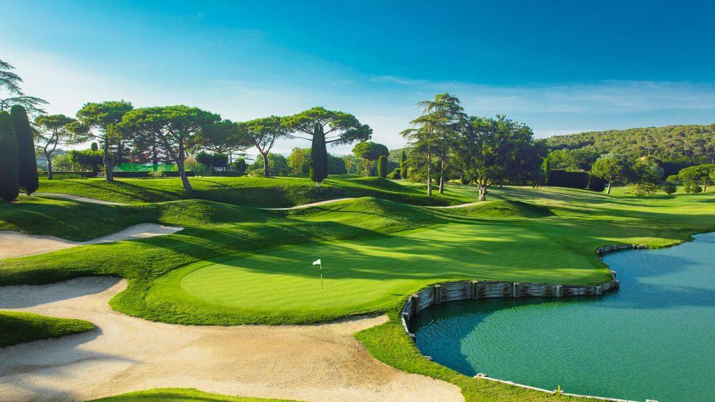 Madrid Golf Course Image
