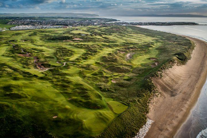 Royal Portrush Golf Course 01