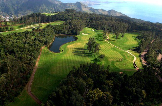 Santo Da Serra Golf Course 01