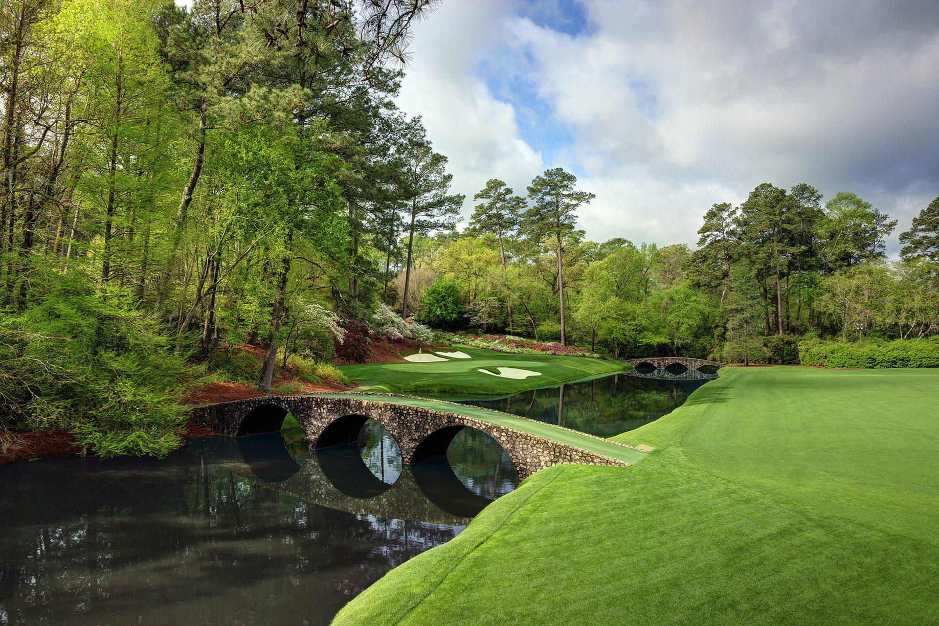 Augusta National Golf Course 01