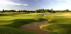 Golf Courses in Bristol Area