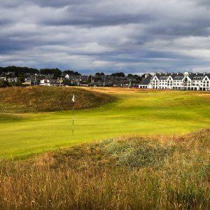 Carnoustie - Scotland's most famous golf courses