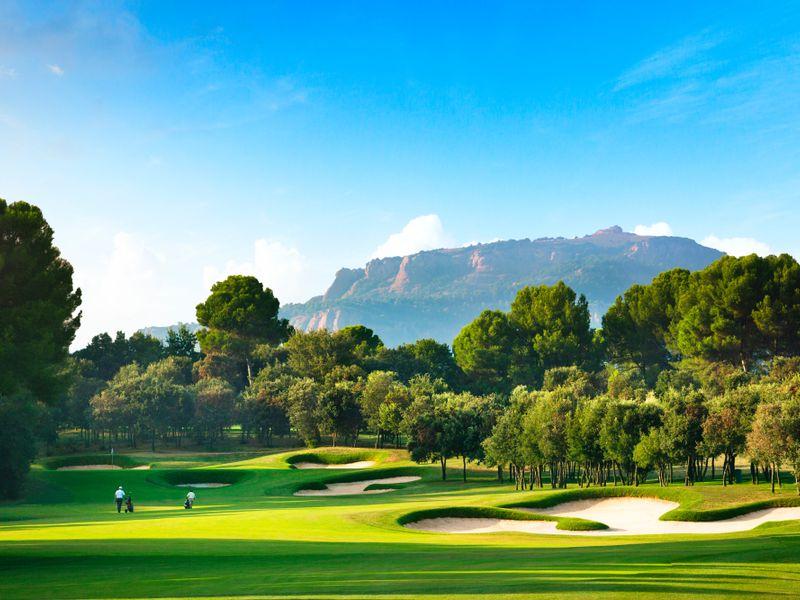 El Prat Golf Course 01