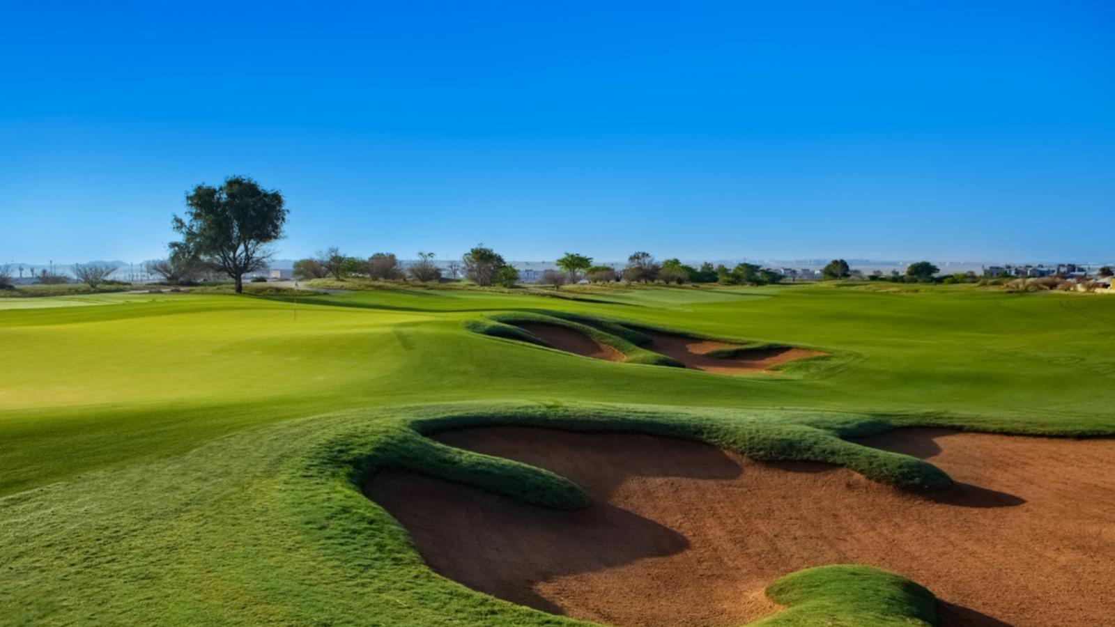 Jumeirah Earth Golf Course 01