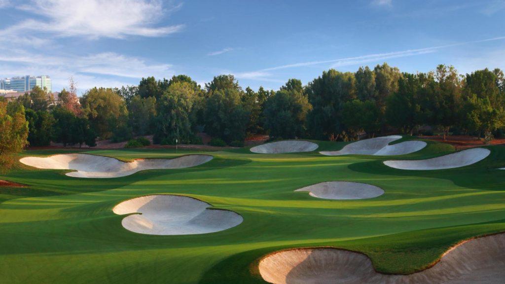 Jumeriah Golf Course - Earth Course 01