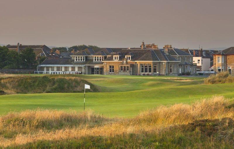 Prestwick Golf Course 01